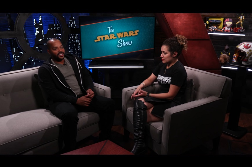 The Star Wars Show 14/11/2018