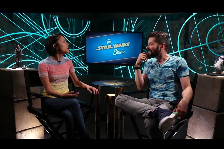 The Star Wars Show 05/12/2018